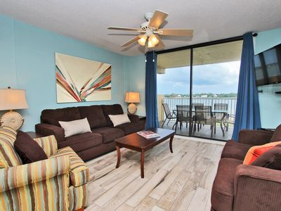 Photo for Compass Point 205 - Our Beaches are What Dreams are Made Of! Book Your Beach Trip Today?