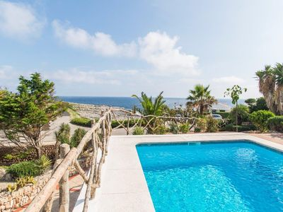 Photo for Binibequer Vell Villa, Sleeps 8 with Pool and Air Con