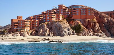 Photo for EXQUISITE BOUTIQUE PROPERTY BUILT IN A CLIFF OVERLOOKING THE SEA OF CORTEZ AND AMAZING BEACHES! C...