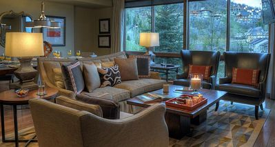 Photo for Edgemont 2306: 2 BR / 2 BA condo in Steamboat Springs, Sleeps 4