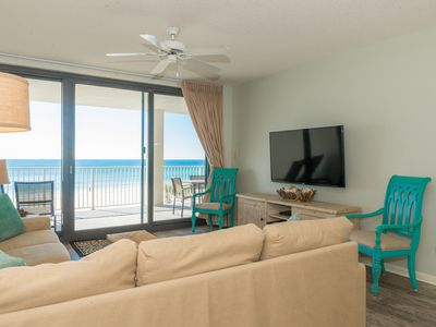 Photo for Top rated with amazing views! Windward Pointe,3BR, 2 BA HUGE balcony, updated!