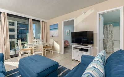 *BEACH VIEW!* 2BR 2BA at Island Winds in Gulf Shores! 2nd Floor
