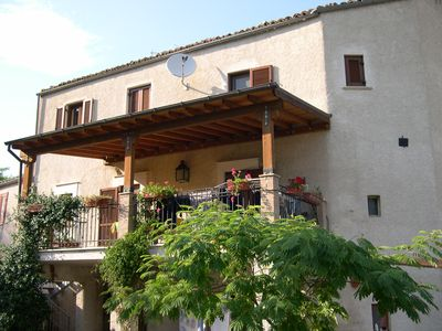 Photo for 3BR Chateau / Country House Vacation Rental in Castiglione a Casauria