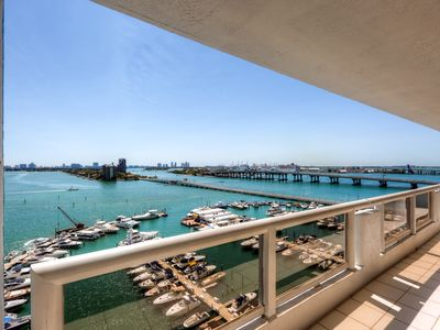 Miami Condo w/Views of Biscayne Bay!