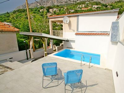 Photo for Apartments Marino, (15874), Brela, Makarska riviera, Croatia
