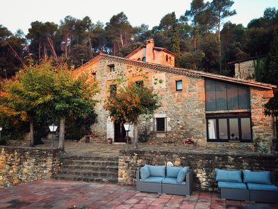 Photo for Manor country house in the heart of Catalunya