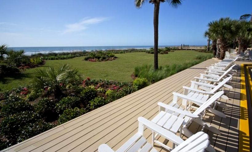 Spacious Oceanfront 3 Br At Villamare In Palmetto Dunes Palmetto Dunes Hilton Head South