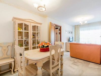Photo for Apartment in the center of Sanlúcar de Barrameda with Air conditioning, Lift, Terrace, Washing machine (462952)