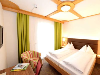 Photo for Double room TYPE A Grimmingzimmer - Hotel Seebacherhof - Holiday with friends *** Superior