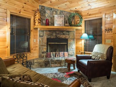 Photo for The Haven:  Sleeps 4, Indoor Hot Tub, Pet Friendly, Close to Park and Lake