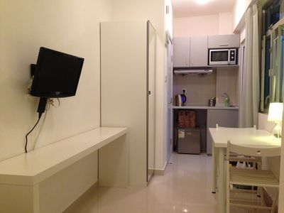 Photo for (5★ Trusted) Convenient clean cosy flat, TST MTR