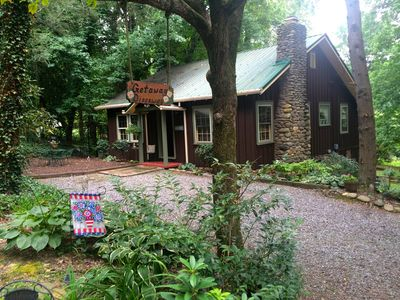 Photo for Romantic Mountain Getaway- One Mile From Downtown Black Mountain, NC
