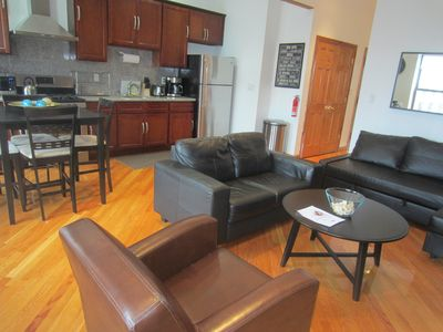 New & Modern 2-Bedroom Brownstone Apt. - Brooklyn