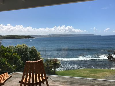 Photo for Uninterrupted ocean view from TIDE at The Sea House