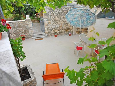 Photo for Apartment Mirta in Brač/Sutivan - 2 persons, 1 bedrooms