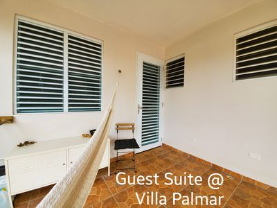 Photo for Guest Suite in Villa Palmar at Playuela in Punta Borinquen Surf Reserve
