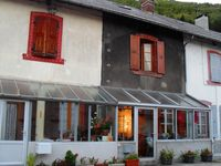 Nice and cosy house in a very quiet village. Good opportunities for hiking (fore ...