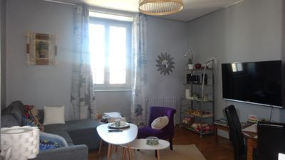 Photo for Le Compostelle, T3 chic, charm, comfort, cocooning 80 m²