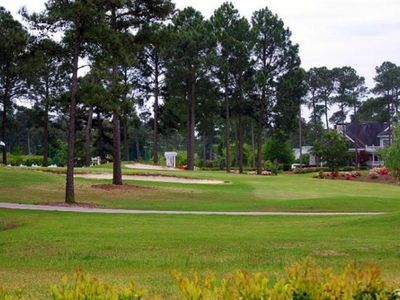 Photo for awesome condo overlooking 9th hole Magnolia golf course