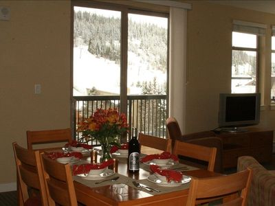 Photo for PREMIUM Mountain View Luxury Condo at WP Base 2B/2B w/ deck *JANUARY SPECIALS*