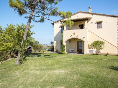 Photo for Apartment Podere Sant'Anna (MOI220) in Montaione - 4 persons, 1 bedrooms