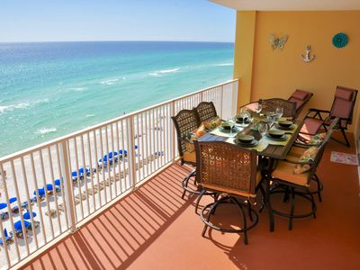 Photo for ALL FIVE STAR RATINGS!! LOWEST PRICE FOR THE CLEANEST BEACHFRONT LUXURY AND MORE