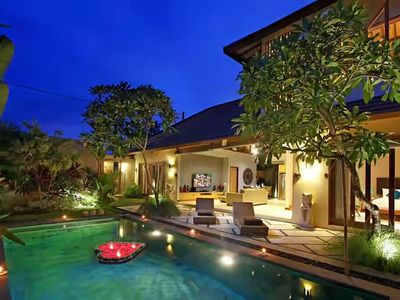 Photo for Luxury 3 Bedroom Private Pool Villa