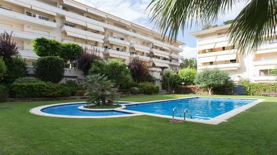 Photo for Sitges luxury appartment 150m
