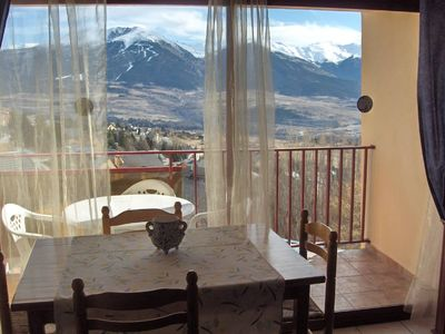 Photo for Font Romeu Odeillo Via: Apartment/ flat - Font-Romeu-Odeillo-Via