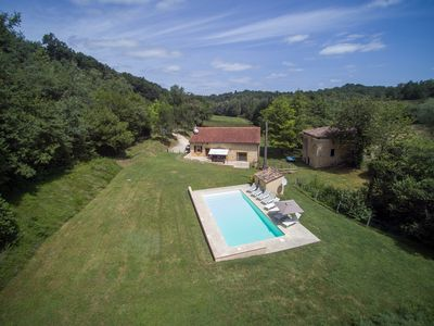 Photo for Charming 4-star Gite with pool