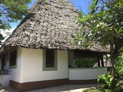 Photo for Diani Beach,  Luxury Cottage