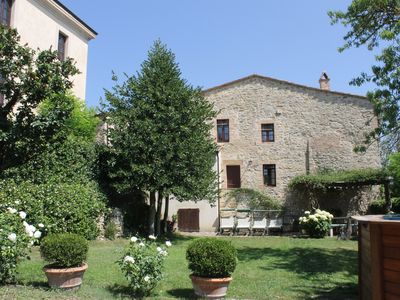 Photo for ROMANTIC ACCOMMODATION IN TUSCANY