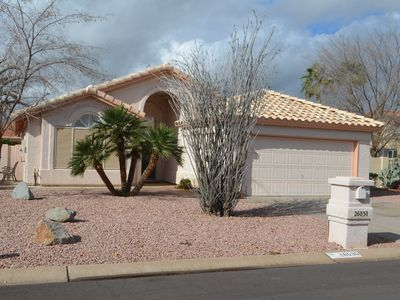 Photo for Spring Rates For Beautiful Arizona Home