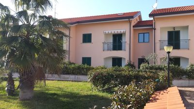 Photo for Villa Patriarca, Ascea Marina located just 120 meters from the beach