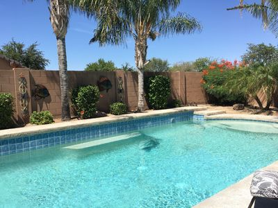 Photo for Arizona Retreat in Gated Community with Private Heated Pool, Patio, Gas Grill