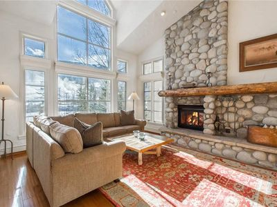 Photo for Large, Posh Beaver Creek Townhome w/ Hot Tub! Short Walk to Slopes, Dining