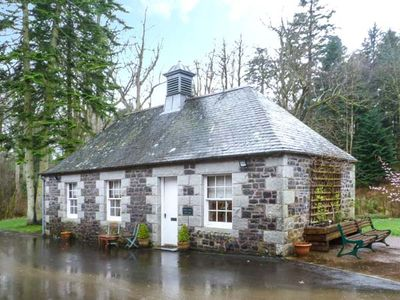 Photo for DUCK POND COTTAGE, romantic, with a garden in Kirkmichael, Ref 953555