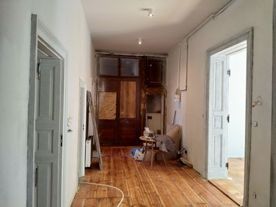 Photo for Huge old building, 2 bathrooms, 3 toilets, 16 m² covered terrace