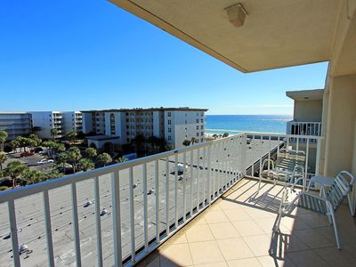Photo for ☀Sea Oats 712-3BR☀BeachFront Pool!- Close to Boardwalk - OPEN Apr 19 to 21 $636!