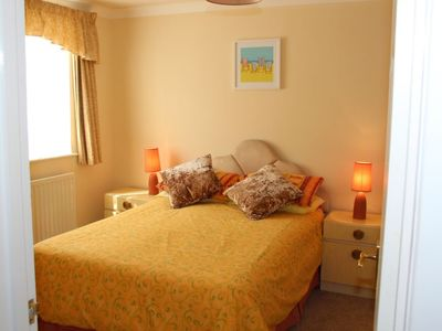 Photo for 45 mtre to Beach,Free Parking Apartment A ( With One Double Bedroom) Ground Floor. Private Entrance.