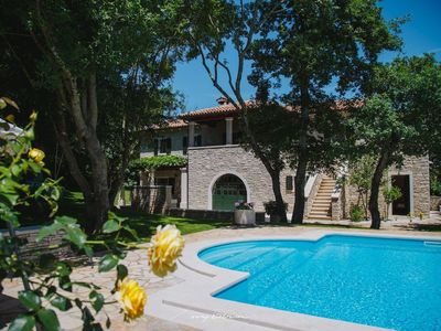 Photo for Luxury stone villa in Central Istria