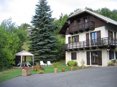 Photo for Rental apartment 4 or 5 people. in chalet