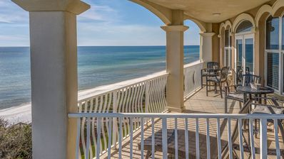 Photo for Gulf Front Seacrest Beach Luxury Condo on the Gulf of Mexico