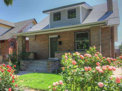 Photo for Comfortable cottage near all that is Denver
