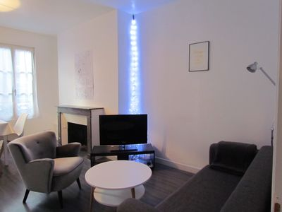 Photo for Apartment in hyper center_ville of Troyes