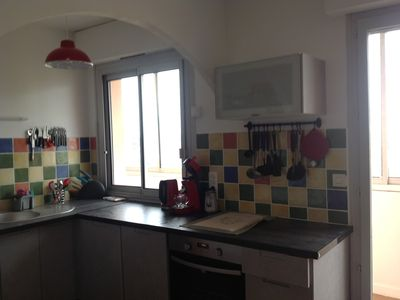 Photo for For rent apartment 2 rooms with parking place in secure residence