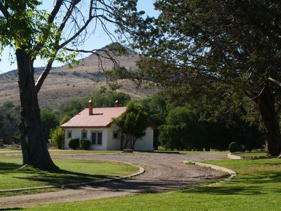 Nan Ranch old Gardener's Cottage On Stunning Historic Mimbres Valley Estate