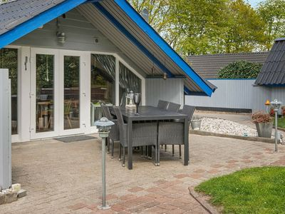 Photo for Cozy Holiday Home in Ansager with Terrace