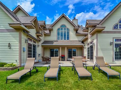 Photo for Waterfront Retreat- Lakefront/Golf Area Home w/ Private Indoor Pool