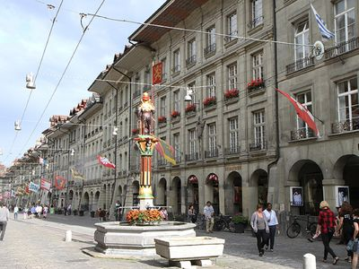 Photo for Aparthotel, Old Town Bern  Wohnung Altstadt Bern.   Apartment, old City Bern